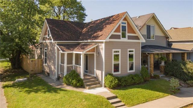 373 E Morris Street E, Indianapolis, IN 46225 (MLS #21599195) :: HergGroup Indianapolis