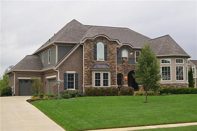 14261 Overbrook Drive, Carmel, IN 46074 (MLS #21599204) :: AR/haus Group Realty