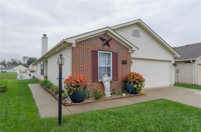 4115 Canapple Drive, Indianapolis, IN 46235 (MLS #21599222) :: The Evelo Team