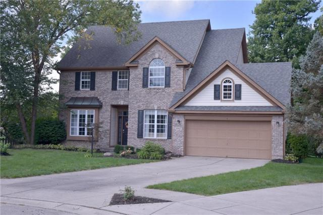 10410 Fox Creek Lane, Fishers, IN 46037 (MLS #21599226) :: Mike Price Realty Team - RE/MAX Centerstone