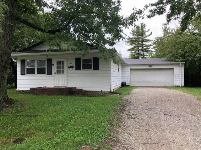 4140 Mellis Drive, Indianapolis, IN 46235 (MLS #21599237) :: Mike Price Realty Team - RE/MAX Centerstone