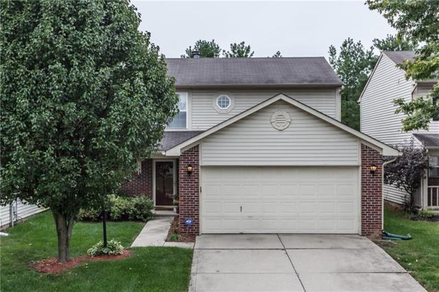 5942 Draycott Drive, Indianapolis, IN 46236 (MLS #21599276) :: The Evelo Team