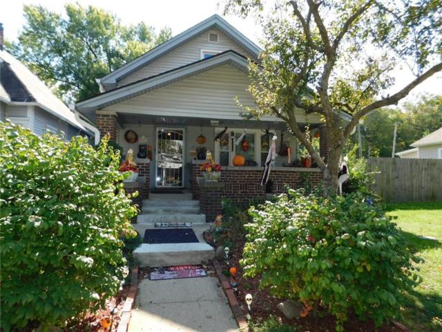 1413 E Gimber Street, Indianapolis, IN 46203 (MLS #21599288) :: Mike Price Realty Team - RE/MAX Centerstone