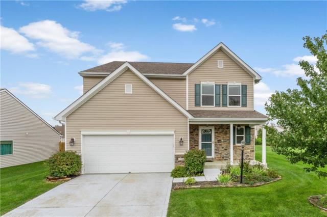 12286 Blue Lake Court, Noblesville, IN 46060 (MLS #21599306) :: Mike Price Realty Team - RE/MAX Centerstone