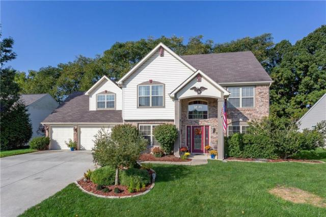 1778 Red Phister Drive, Avon, IN 46123 (MLS #21599313) :: Mike Price Realty Team - RE/MAX Centerstone