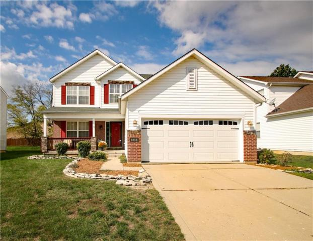 6854 Governors Point Drive, Indianapolis, IN 46217 (MLS #21599322) :: The Evelo Team