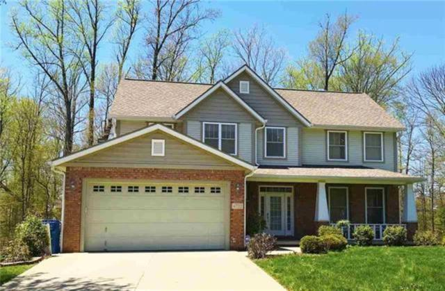 4722 E Donington Drive, Bloomington, IN 47401 (MLS #21599341) :: Mike Price Realty Team - RE/MAX Centerstone
