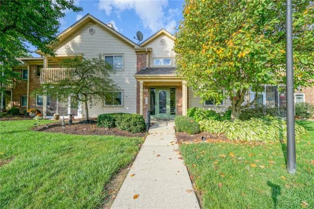 12570 Timber Creek Drive #6, Carmel, IN 46032 (MLS #21599344) :: Mike Price Realty Team - RE/MAX Centerstone