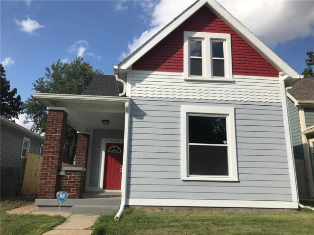 706 Iowa Street, Indianapolis, IN 46203 (MLS #21599362) :: Mike Price Realty Team - RE/MAX Centerstone