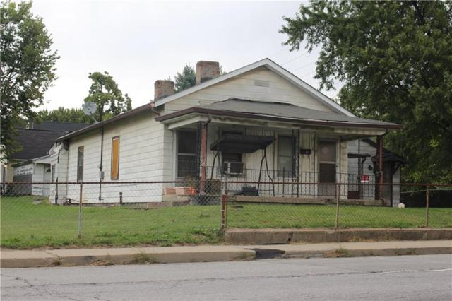 308 W Morris Street, Indianapolis, IN 46225 (MLS #21599376) :: Mike Price Realty Team - RE/MAX Centerstone