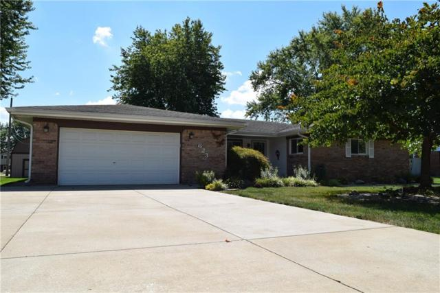 623 Chariot Lane, Indianapolis, IN 46227 (MLS #21599490) :: Mike Price Realty Team - RE/MAX Centerstone