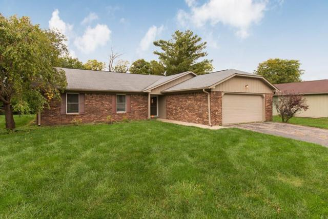 8914 Powderhorn Lane, Indianapolis, IN 46256 (MLS #21599518) :: The Evelo Team