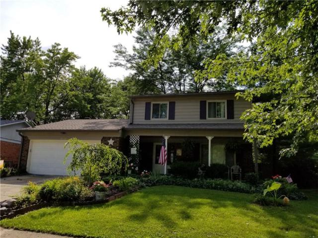 5408 S Pappas Drive, Indianapolis, IN 46237 (MLS #21599523) :: The Evelo Team