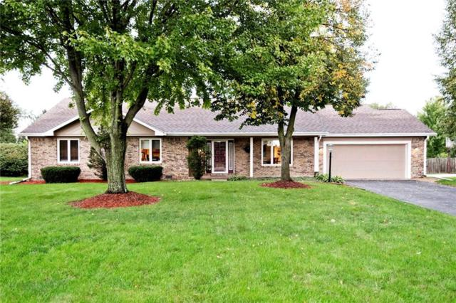 15102 Romalong Lane, Carmel, IN 46032 (MLS #21599527) :: Mike Price Realty Team - RE/MAX Centerstone