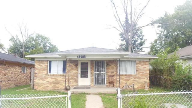 1322 Norton Avenue, Indianapolis, IN 46227 (MLS #21599539) :: The Evelo Team