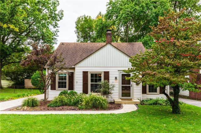 2417 Baur Drive, Indianapolis, IN 46220 (MLS #21599547) :: Richwine Elite Group