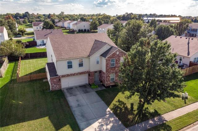 10675 Coyote Run, Fishers, IN 46038 (MLS #21599557) :: The Evelo Team