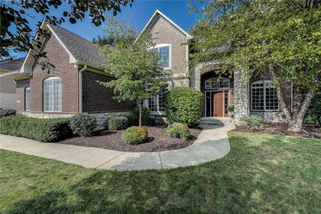 13712 Fairwood Drive, Mccordsville, IN 46055 (MLS #21599559) :: Richwine Elite Group