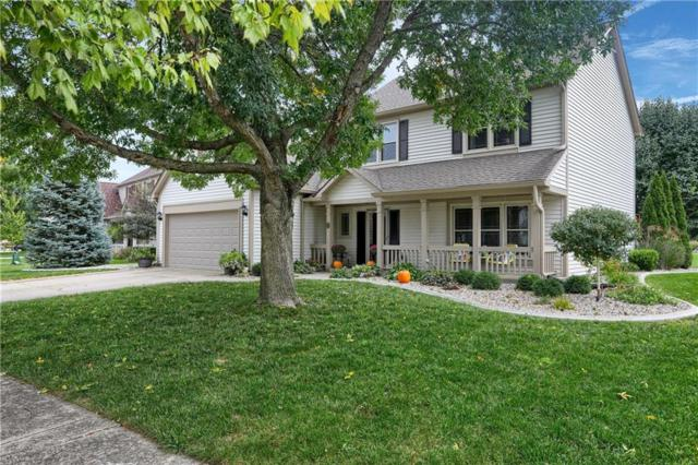 4826 Ashbrook Drive, Noblesville, IN 46062 (MLS #21599567) :: Richwine Elite Group