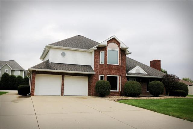 736 N Kieran Drive, Greensburg, IN 47240 (MLS #21599604) :: The ORR Home Selling Team