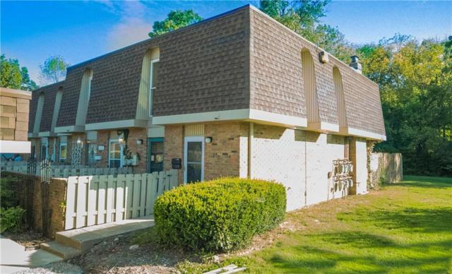 1306 Tishman Lane #1306, Indianapolis, IN 46260 (MLS #21599620) :: The Indy Property Source