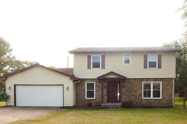 3425 30th Street, Columbus, IN 47203 (MLS #21599652) :: Mike Price Realty Team - RE/MAX Centerstone