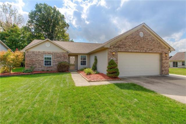 7449 Kidwell Drive, Indianapolis, IN 46239 (MLS #21599680) :: The Evelo Team