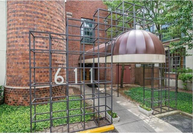 611 N Park Avenue #510, Indianapolis, IN 46204 (MLS #21599685) :: Indy Scene Real Estate Team
