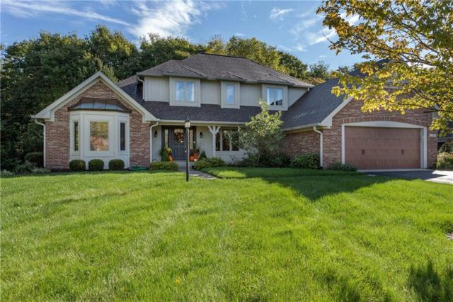 11095 Huntington Court, Carmel, IN 46033 (MLS #21599691) :: The Indy Property Source