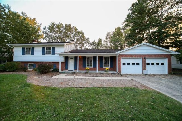 213 Newsom Avenue, Columbus, IN 47201 (MLS #21599697) :: Mike Price Realty Team - RE/MAX Centerstone