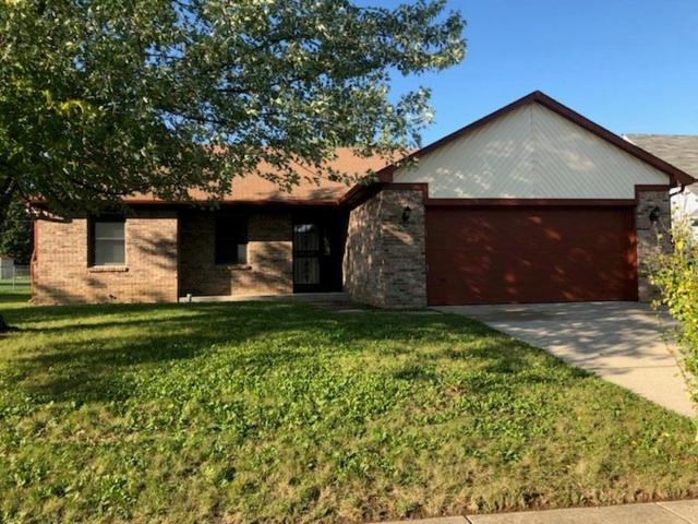 3330 Boxwood Drive, Indianapolis, IN 46227 (MLS #21599698) :: Mike Price Realty Team - RE/MAX Centerstone