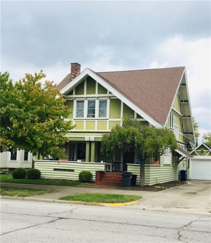 364 W Broadway Street, Shelbyville, IN 46176 (MLS #21599704) :: Mike Price Realty Team - RE/MAX Centerstone