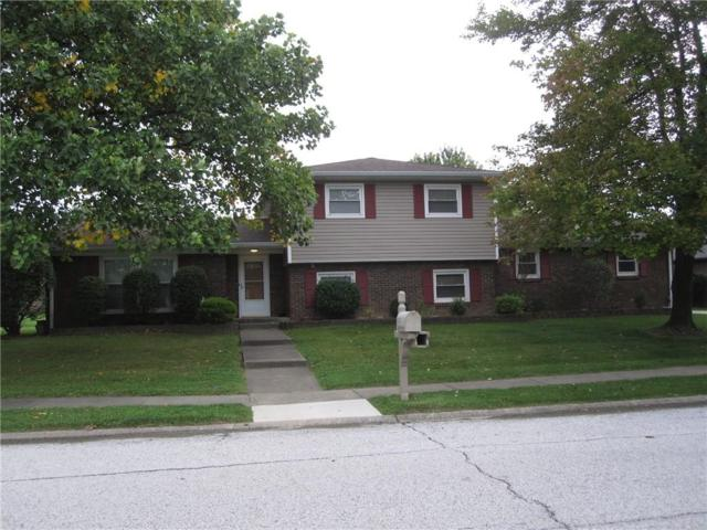 1111 Riverview Drive, Greenfield, IN 46140 (MLS #21599720) :: AR/haus Group Realty