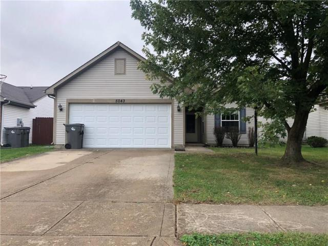 5043 Grand Tetons Drive, Indianapolis, IN 46237 (MLS #21599728) :: Mike Price Realty Team - RE/MAX Centerstone
