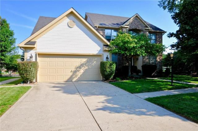 10588 Prairie Fox Drive, Fishers, IN 46037 (MLS #21599732) :: The Indy Property Source