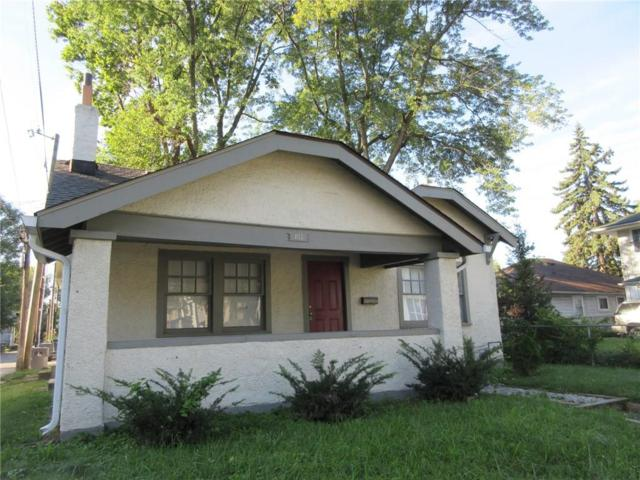 811 E 36th Street, Indianapolis, IN 46205 (MLS #21599762) :: Mike Price Realty Team - RE/MAX Centerstone