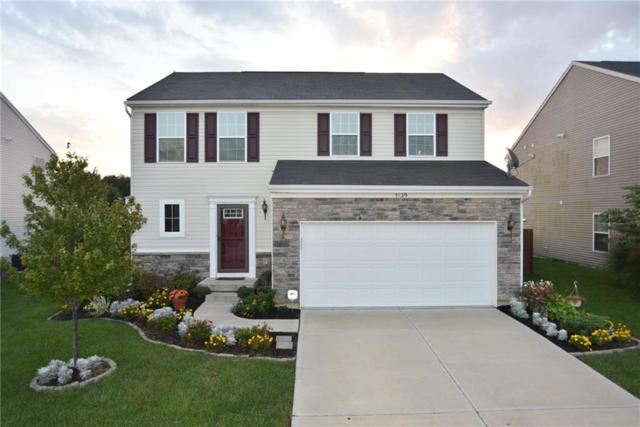 3129 Underwood Drive, Whiteland, IN 46184 (MLS #21599767) :: The Indy Property Source
