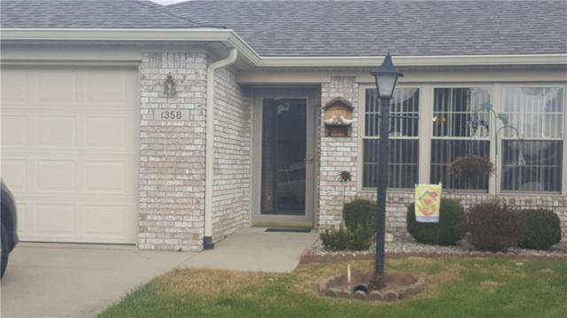 1358 Swan Drive, Franklin, IN 46131 (MLS #21599770) :: FC Tucker Company