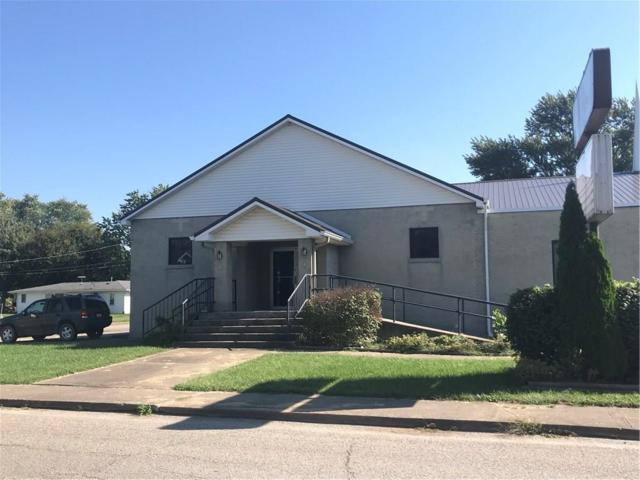 609 S Lincoln Street, Martinsville, IN 46151 (MLS #21599807) :: Mike Price Realty Team - RE/MAX Centerstone