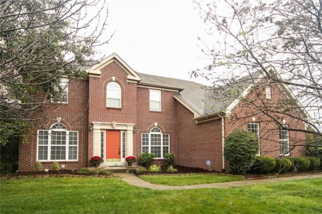 5746 Kenderly Court, Carmel, IN 46033 (MLS #21599814) :: Indy Scene Real Estate Team