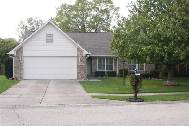 7520 Doe Lane, Indianapolis, IN 46236 (MLS #21599829) :: The Evelo Team