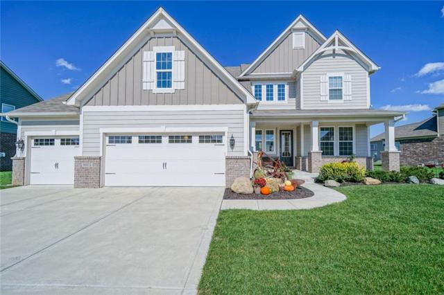10072 Copper Saddle Bend, Fishers, IN 46040 (MLS #21599833) :: Richwine Elite Group