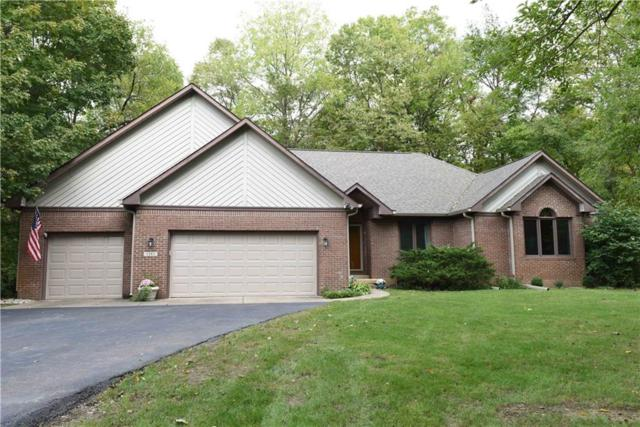 4263 Tattersall Drive, Plainfield, IN 46168 (MLS #21599857) :: The Evelo Team