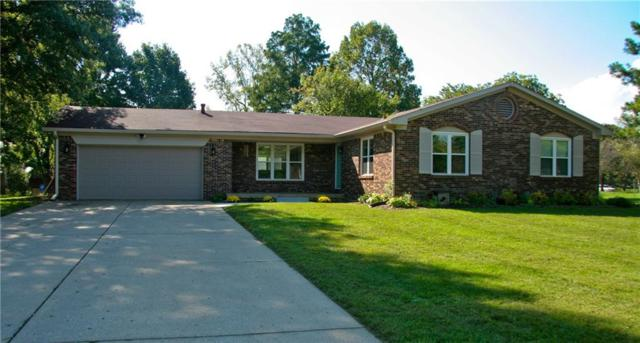 7053 Swallow Lane, Plainfield, IN 46168 (MLS #21599876) :: Mike Price Realty Team - RE/MAX Centerstone