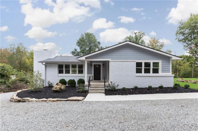 4645 W 116th Street, Zionsville, IN 46077 (MLS #21599902) :: Indy Scene Real Estate Team
