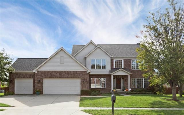 7757 Estate Drive, Brownsburg, IN 46112 (MLS #21599940) :: The Indy Property Source