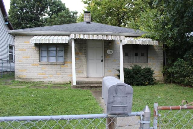 1133 E Gimber Street, Indianapolis, IN 46203 (MLS #21599941) :: Richwine Elite Group