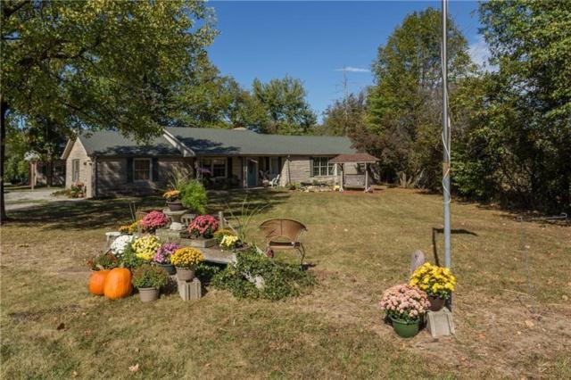 8591 N 700 W, Fairland, IN 46126 (MLS #21600007) :: Heard Real Estate Team | eXp Realty, LLC