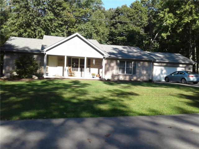 1702 S Eagles View Drive, Martinsville, IN 46151 (MLS #21600014) :: FC Tucker Company