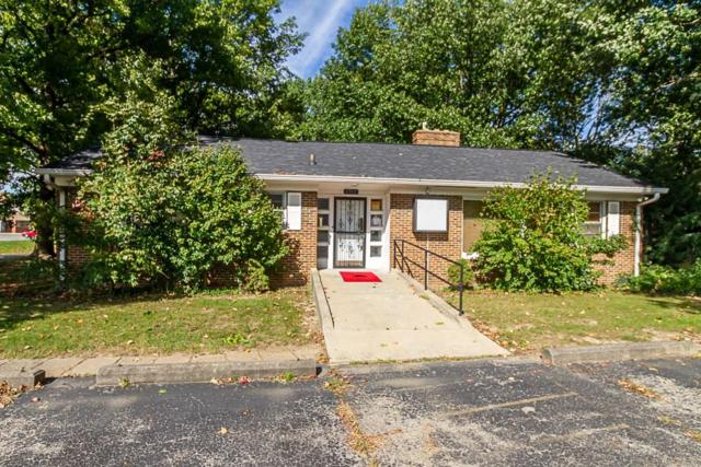 2702 W 71ST Street, Indianapolis, IN 46268 (MLS #21600022) :: The Evelo Team